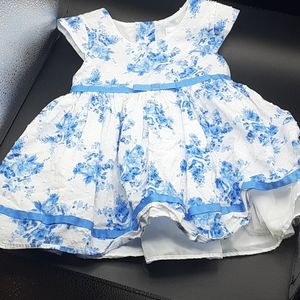 George 12M Holiday Dress